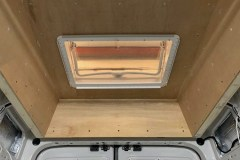Summit Motorhomes Roof Pod Internal Ply Kit untrimmed