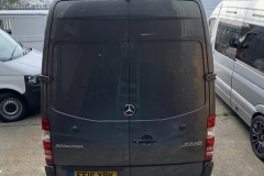 Summit Motorhomes Roof Pod Rear view