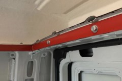 Summit Motorhomes Roof Pod Internal Fixings