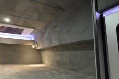 Summit Motorhomes Roof Pod Internal  Side view