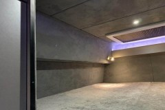 Summit Motorhomes Roof Pod Internal with lights