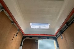 Summit Motorhomes Roof Pod Internal Untrimmed