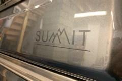 Summit Motorhomes Side Flares Summit Logo