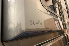Summit Motorhomes Side Flares Bottom with Window